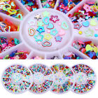 Multi-color Nail Sequins Star Heart Flower Paillette 3D Nail Art Decoration Tool