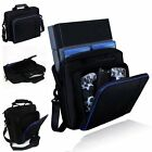 Carry Bag Travel Case For Sony PlayStation 4 PS4 Console Accessories LOT LN