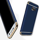Luxury Ultra-Thin Electroplate Hard Back Case Cover For Samsung S7 edge S8 S9 +