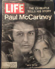 PAUL McCartney EX-Beatle Tells His Story Life - April 16, 1971