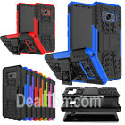 Hybrid Armor Case Cover Shockproof Kickstand Rugged Case Skin For Samsung Galaxy