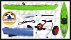 Wilderness Systems Aspire 105 Kayak Lime  Portage Package