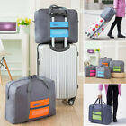 Travel Foldable Zipper Luggage Suitcases Carry On Duffle Flight Storage Bags hot