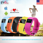 Smart Bracelet Watch Heart Rate Monitor for Android IOS