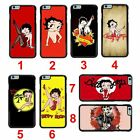 Betty Boop New Case for Iphone 4,5,6,7 Samsung Galaxy HTC ONE £5.95 GBP on eBay