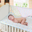 Baby Diaper Changing Pad Bamboo Fiber and Cotton Mat with Waterproof Layer for