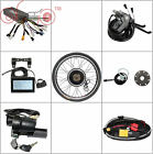 "RisunMotor Ebike Conversion Kit 36/48V 1500W Rear Motor Wheel 20""24"" 26"" 700c28"""
