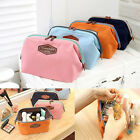 Women Makeup Bag Case Toiletry Pouch Travel Multifunction Purse Cosmetic Box