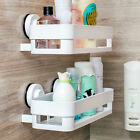 Внешний вид - Plastic Bathroom Kitchen Corner Wall Storage Rack Organizer Shower Shelf Basket