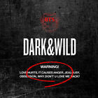 BTS [DARK & WILD] 1st Album CD+Photo Book+2p Photo Card+GIFT CARD K-POP SEALED günstig