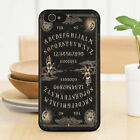Halloween Gift Ouija Board Hard Phone Case Cover for iPhone 8 6s 5s 5 7 6 Plus X