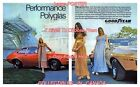"""GOODYEAR TIRES 1971 Ford Pinto AMC JAVELIN =POSTER CHOOSE FROM 7 SIZES 19"""" - 36"""""""