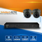 4Channel hikvision security system 2x3MP varifocal dome nightvision cctv kit