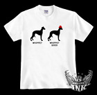 WHIPPET whip it good DEVO fan dog lover 80's funny SHIRT men women kids