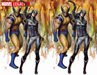Marvel Legacy 1 2017 NM Adi Granov Color Virgin Set 2 Variant X-23 Wolverine