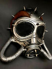 Steampunk Masquerade Ball Gas Mask Burning Man Halloween Cosplay Party Prom