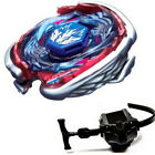 4D BEYBLADE SET FUSION TOP Metall Fight Master Rapidity Ranger Griff Kinder