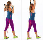 NEW Resistance Band Sports Strength Stretch Clim Lift Cross Fit Train Tube