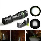 5SETS 20000LM  Adjustable Focus XM-L T6 LED 18650 Zoomable Flashlight Lamp Hot D