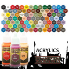 painter clothing - The Army Painter Acrylic Warpaints: 18mL Eyedropper Bottle Paint for Miniatures
