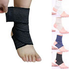 Ankle Bandage Support Brace Foot Wrap Elastic Strap Compression Sports Guard Pro $4.99 USD on eBay