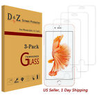 Premium Screen Protector Real 9H Tempered Glass Film for Apple iPhone 6 s 7 Plus