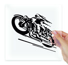 Motorcycle Vinyl Stickers Decals Laptop Macbook Bumper Moto Car Auto Tablet