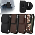 Phone Belt Pouch Case Vertical Holster Clip Flip Holder for iPhone 8 7 6 6s Plus