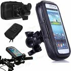 Mobile Bicycle Bike Handle Bar Holder WaterProof Rain Case Cover Fit Huawei Lava