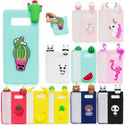 animals bears - 3D Cute Animals Cartoon Soft Silicone Case Cover For Samsung Galaxy S9/S8/Note 8