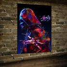 Darth Vader Star Wars Painting Picture Art Print Canvas Home Wall Decor Unframed