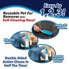 Best Tool to Clear Pet Fur travel and Furniture hair dog cat farret furry ball