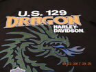 HHARLEY DAVIDSON  TALLASSEE TN. TEE SMOKY MOUNTAIN TAIL OF DRAGON 129 XL~ NEW