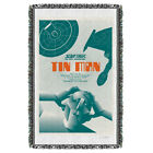 "Star Trek TNG ""Ep 3.20 - Tin Man"" Dye Sublimation Blanket/Throw"