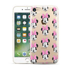 Minnie Mouse Head Disney Prints Phone Case Cover For iPhone Samsung LG MQ36-1