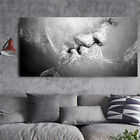 picture print on canvas - Black & White Love Kiss Abstract Art on Canvas Painting Wall Art Picture Print