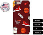 Basketball Phone Case, Phone Case Basketball, for iPhone, Galaxy, Google Pixel