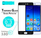 New! Full Cover Tempered Glass Screen Protector For Xiaomi MI 5S Colorful Cover