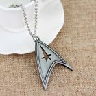 "Star Trek Original Series Command Logo Pendant on 24"" Rolo Chain"