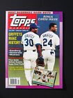 Topps Magazine Fall #4  1990 Complete with Cards NM Condition Baseball