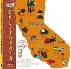 State Shapes: California, c2000, Hardcover, VGC * We Combine Shipping