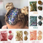 15 Colors Glitter Powder Nail Art Eyeshadow Face Makeup Crafts Paint Women& Men