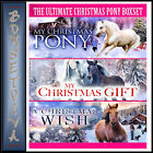 THE CHRISTMAS PONY COLLECTION - ULTIMATE CHISTMAS PONY BOXSET *BRAND NEW DVD***