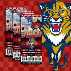 Florida Panthers Ticket Style Sports Party Invites $35.0 USD on eBay
