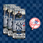 New York Yankees Ticket Style Sports Party Invites on Ebay