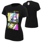 """Asuka """"And Still Undefeated"""" Frauen Authentic T-Shirt"""