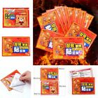 10 PCS Body Warmer Stick Lasting Heat Patch Keep Hand Foot Warm Paste