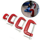 "SALE 1-4""C-Clamp G-Clamp Heavy Duty Metal Woodworks Handyman Carpenter Grip Tool"