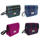 Glen Appin Harris Tweed Small Crossbody Handbag LB1010 Laggan choice of colours
