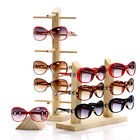 Внешний вид - Mulit-Size Wood Sunglass Display Show Case Rack Shelf Eye glasses Show Stand